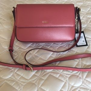 NWT DKNY Bryant Saffiano Leather Crossbody